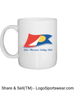Coffee Mug (or could be used for RUM!) Design Zoom